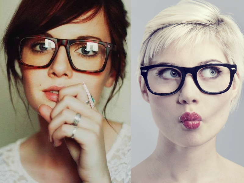 Round face shape - Tips for How to Choose the Right Glasses for Your Face 6