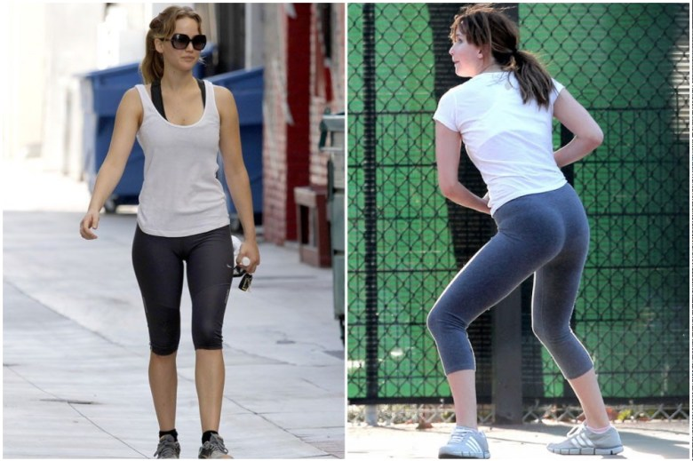 14 Pictures That Prove All Women Look Good In Yoga Pants 03