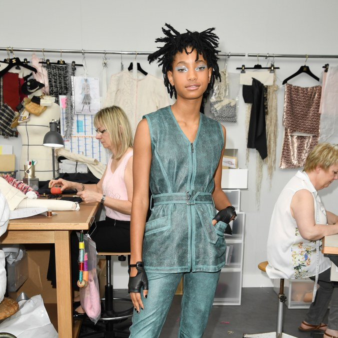 10 Willow Smith 2016 July