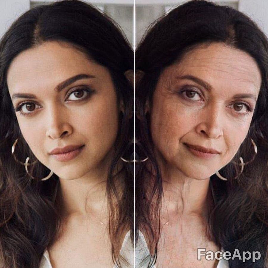 Deepika Padukone | What Bollywood Stars Will Look Like When They Grow Old | Her Beauty