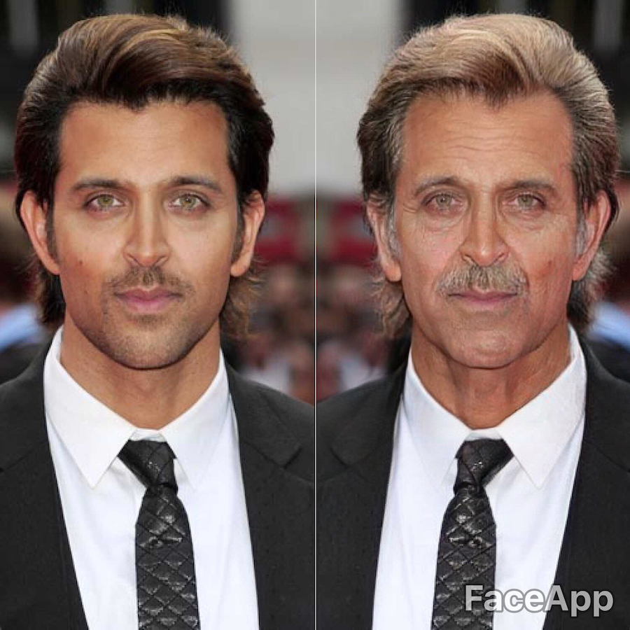 Hrithik Roshan | What Bollywood Stars Will Look Like When They Grow Old | Her Beauty