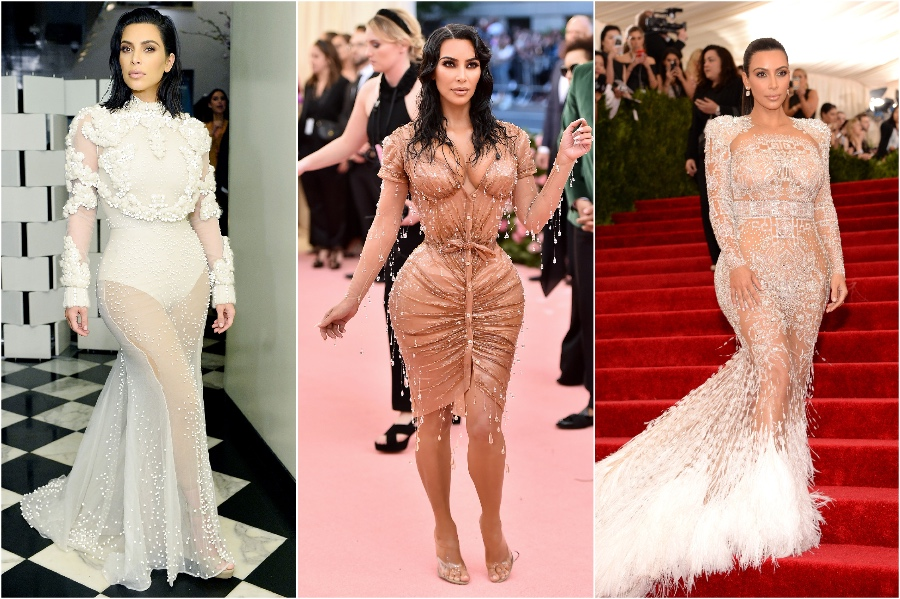 Kim Kardashian | 11 Signature Celebrity Poses You Probably Never Noticed | Her Beauty