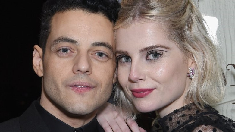 Rami Malek and Lucy Boynton | 7 Surprising Celeb Romances We Were Not Expecting In 2019 | Her Beauty