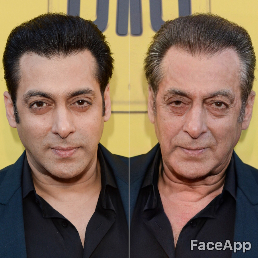 Salman Khan | What Bollywood Stars Will Look Like When They Grow Old | Her Beauty