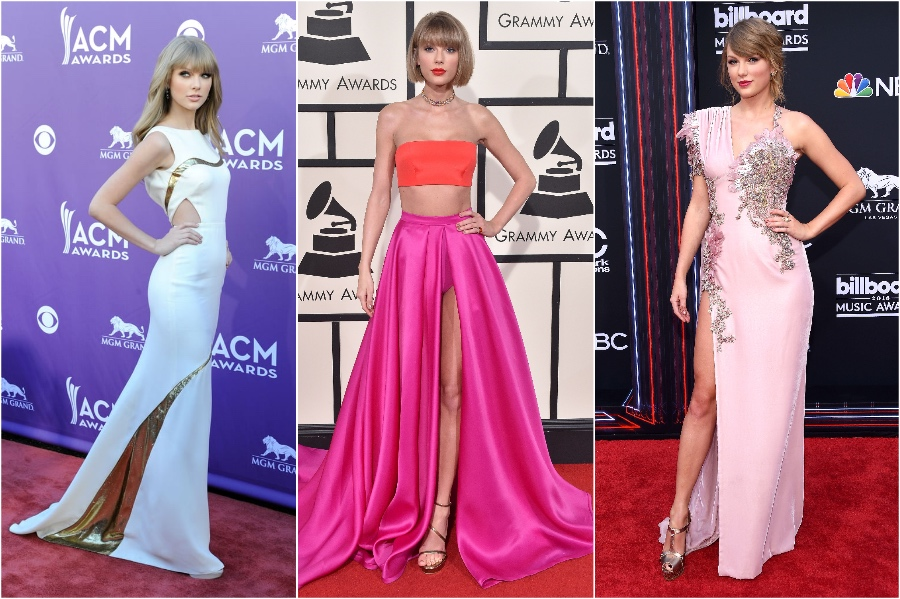 Taylor Swift | 11 Signature Celebrity Poses You Probably Never Noticed | Her Beauty