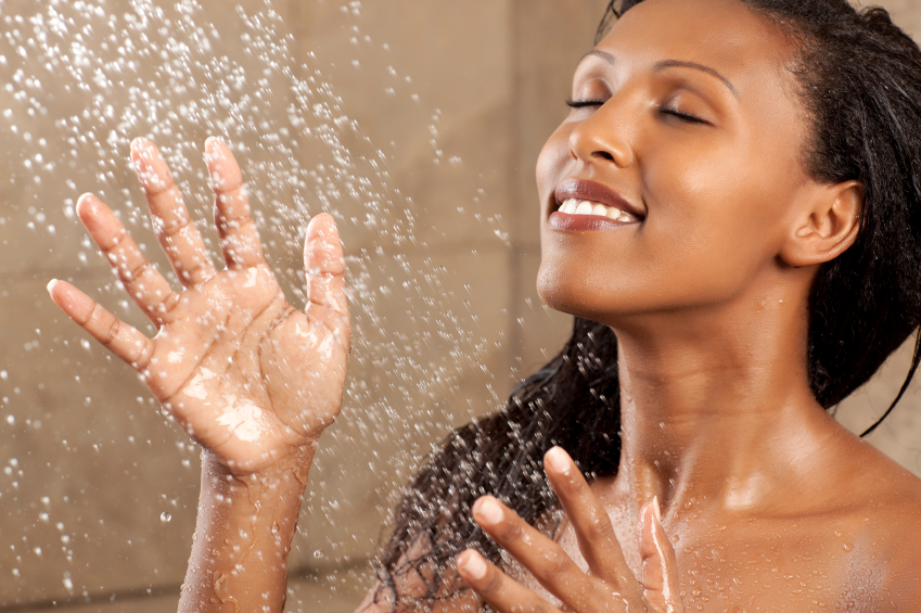 Cold shower   9 Best Tips To Get Glowing Skin In Summer Naturally   Her Beauty