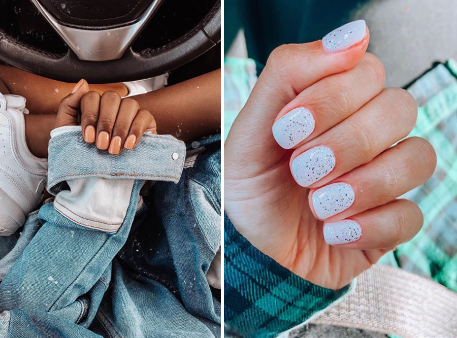 Dip powder nails | 8 New Beauty Trends Every Stylish Girl Should Follow (No More 6-Pack Abs!) Her Beauty