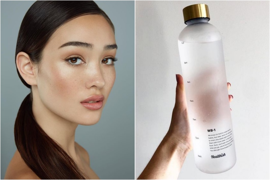 Keep Hydrated | 6 Effective Tips to Lose Fat in Your Face | Her Beauty
