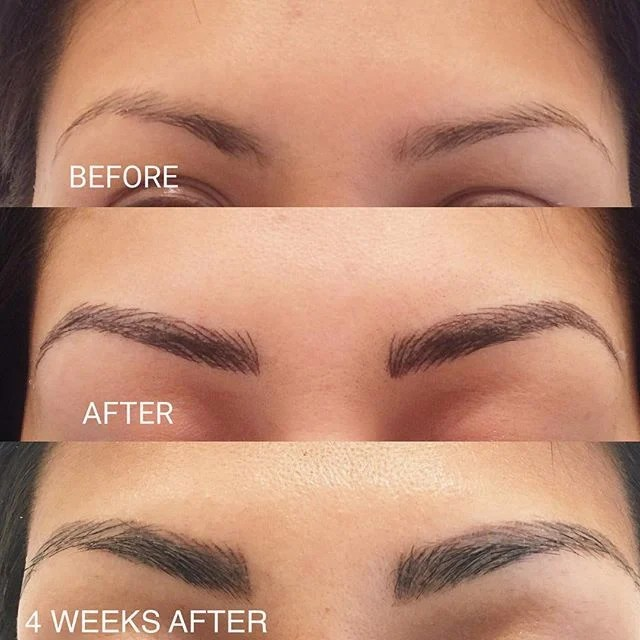How much does microblading cost and how long does it last? | Everything You Need to Know About Microblading | Her Beauty