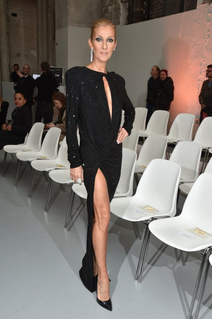 Celine Doin slinky gowns #2 | 10 Reasons Why Celine Dion Is Our New Style Icon | Her Beauty