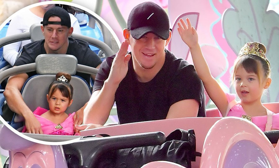 Elizabeth Maiselle Tatum   10 Facts That Will Make You Fall In Love With Channing Tatum Her Beauty