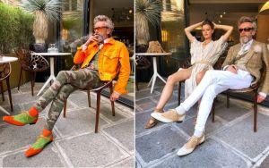 12 фирменных луков стильного француза Пьерика Матона | Her Beauty