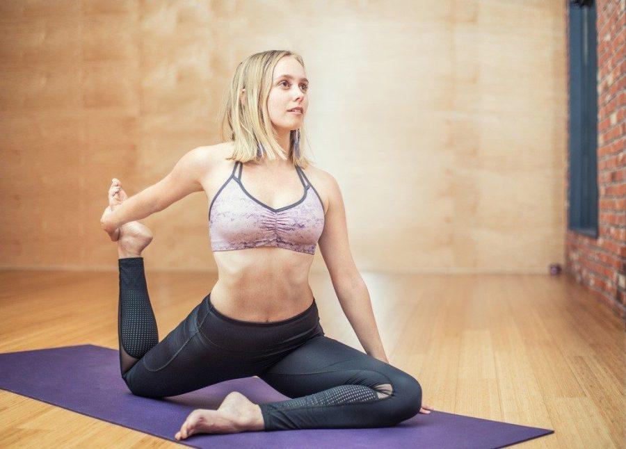 8 упражнений, которые помогут вам быстро и безболезненно сесть на шпагат #9 | Her Beauty