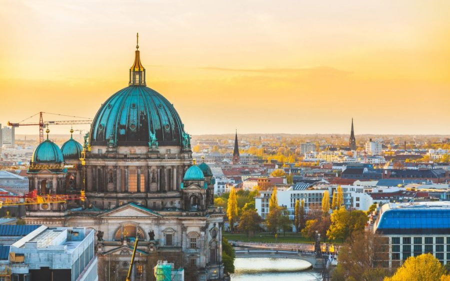 Berlin, Germany | 10 of Europe's Cheapest Cities for Fall Travel | Her Beauty
