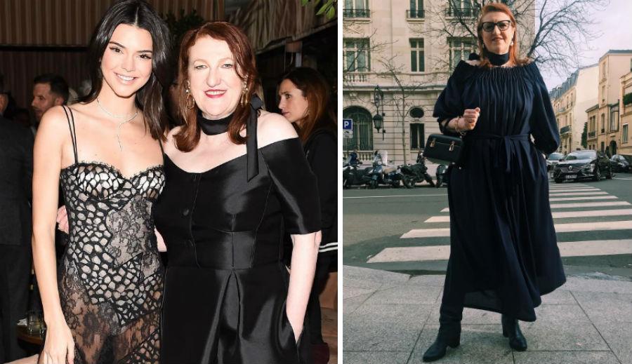 Гленда Бэйли, Harper's Bazaar | Как выглядят главные редакторы Vogue, Elle и других глянцевых журналов о моде | Her Beauty