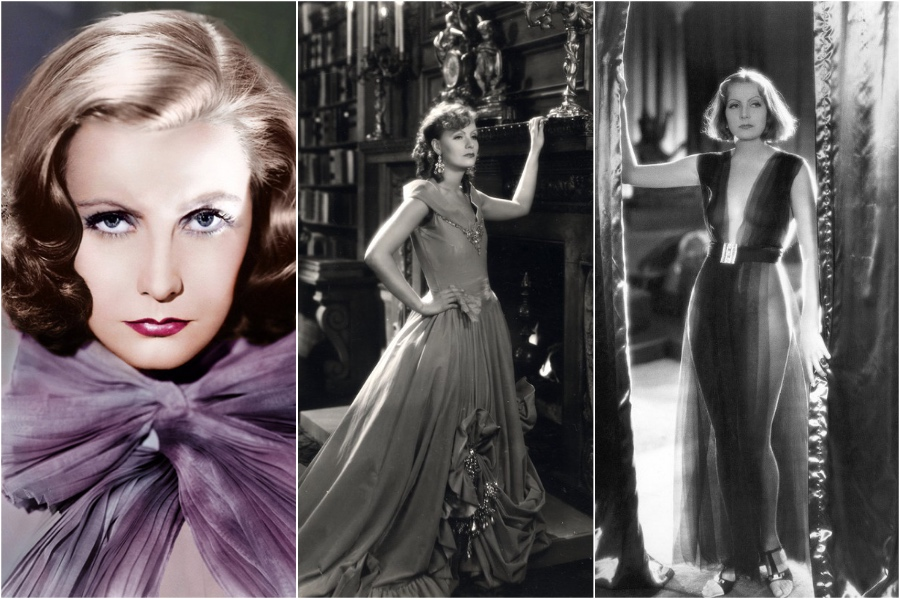 Greta Garbo | 10 Style Icons of the '30s and '40s | Her Beauty