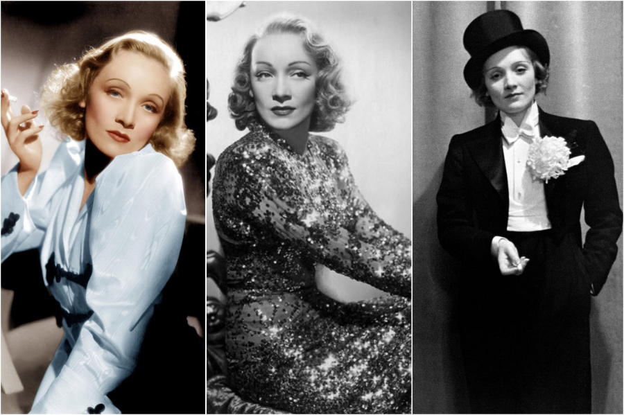 Marlene Dietrich | 10 Style Icons of the '30s and '40s | Her Beauty
