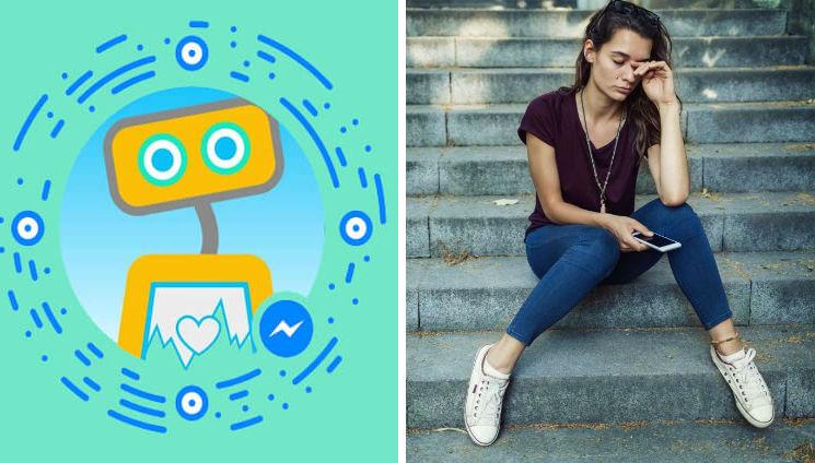 Meet Woebot, A Therapist In An App | Her Beauty