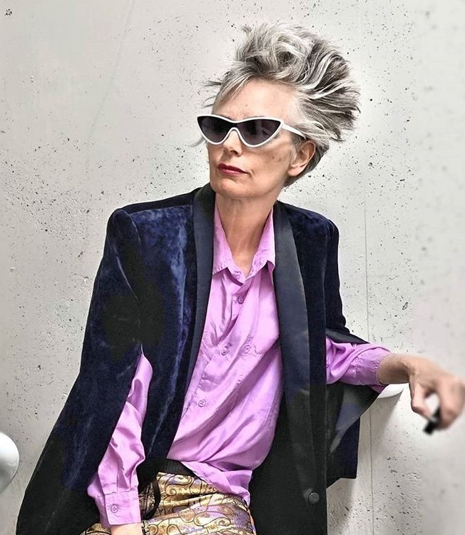 Melanie Kobayashi | 12 Over-50 Women With Ridiculously Good Style | Her Beauty