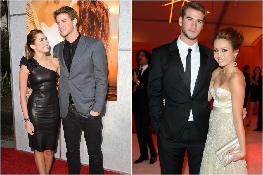 2010 | Miley Cyrus And Liam Hemsworth: Love Story, Marriage And Break Up | Her Beauty