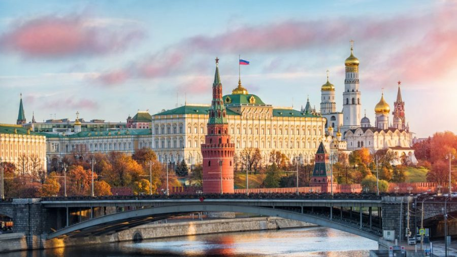 Moscow, Russia | 10 of Europe's Cheapest Cities for Fall Travel | Her Beauty