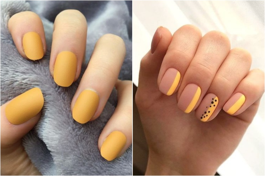 Squared Oval   Nail Shapes And What They Say About You   Her Beauty