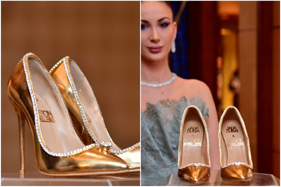 The Passion Diamond Shoes – $17 Million | 9 Most Expensive Pairs Of Shoes Ever | Her Beauty
