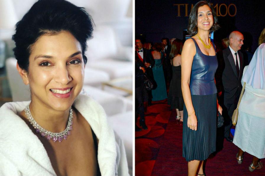 Радика Джонс, Vanity Fair | Как выглядят главные редакторы Vogue, Elle и других глянцевых журналов о моде | Her Beauty