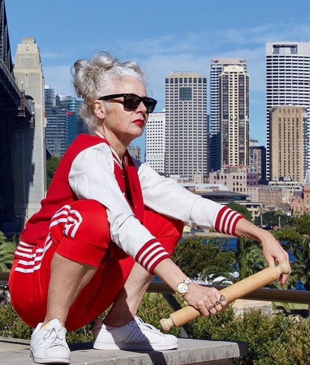 Sara Jane Adams | 12 Over-50 Women With Ridiculously Good Style | Her Beauty