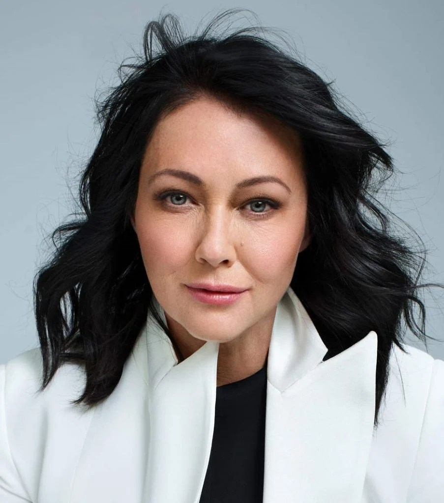 Shannen Doherty | Beverly Hills 90210 Actors Then and Now | Her Beauty