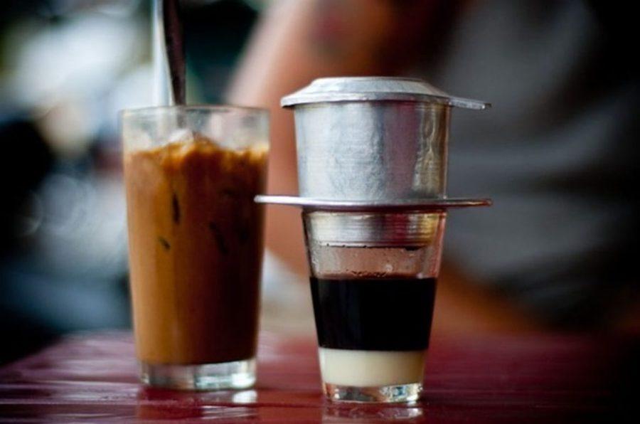 Вьетнамский холодный кофе со сгущенным молоком|  10 крутых рецептов холодного кофе | HerBeauty