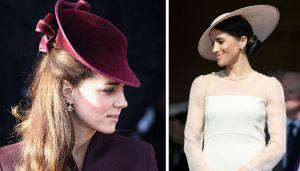 Кейт vs Меган: сравниваем стиль двух герцогинь   Her Beauty