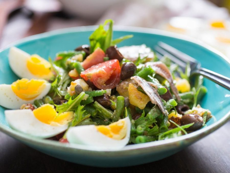 French Nicoise Salad   | 6 Best Salads from Around the World Her Beauty