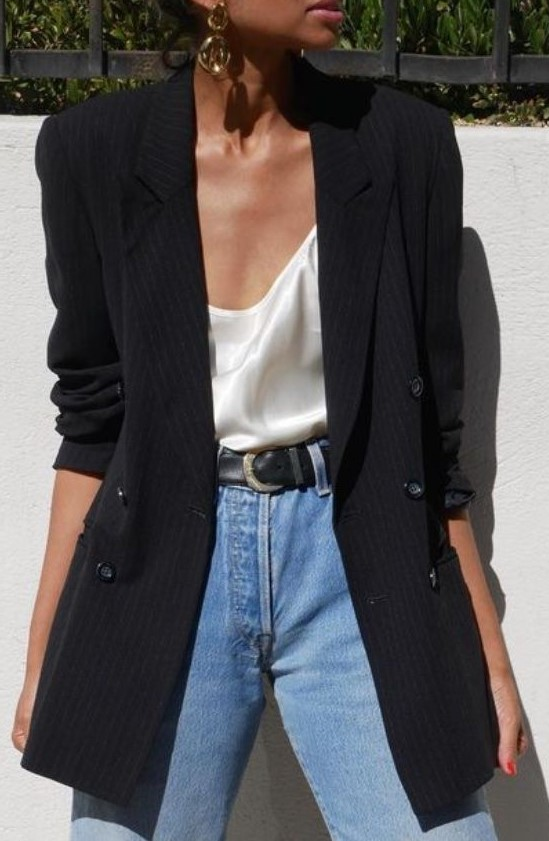 Silk camisole #2 |7 Wardrobe Staples You'll Wear ALL of 2019 | Her Beauty