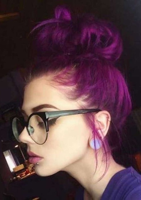 Purple shampoos | 10 Reasons to Go Back to Your Natural Hair Color | Her Beauty