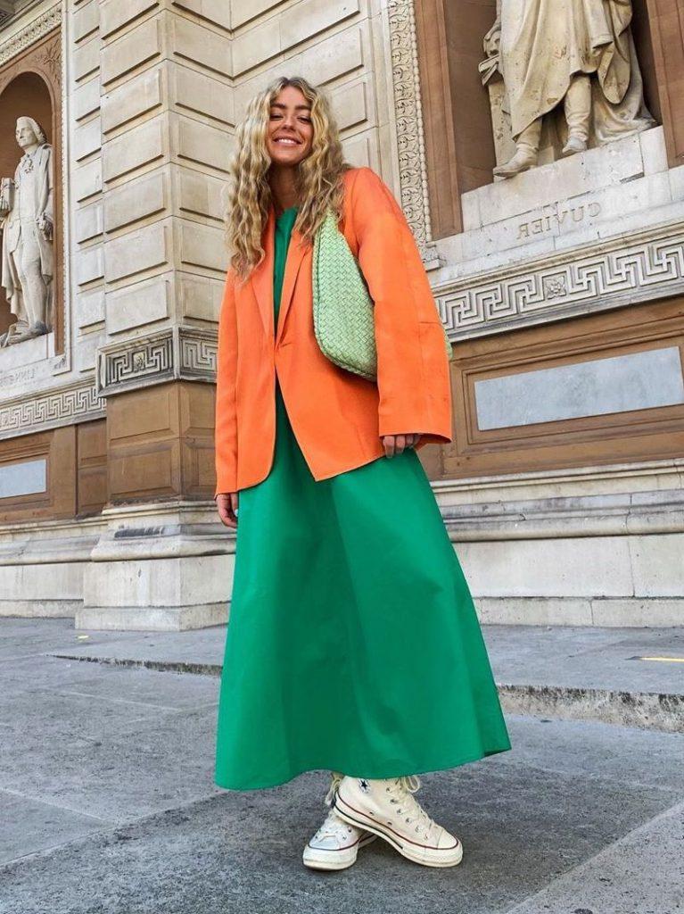 Яркие цвета | 8 модных уроков, которые вы выучите, живя в Москве | Her Beauty