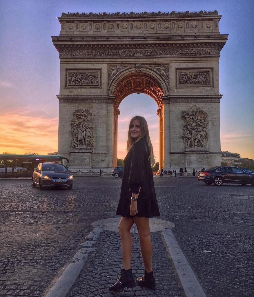 Arc de Triomphe | 8 Best Places to Visit in Paris | Her Beauty