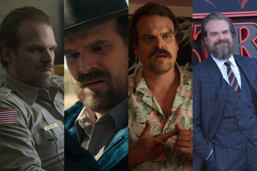 Jim Hopper – David Harbour | Stranger Things Cast Then And Now | Her Beauty