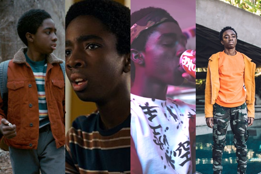 Lucas – Caleb McLaughlin | Stranger Things Cast Then And Now | Her Beauty