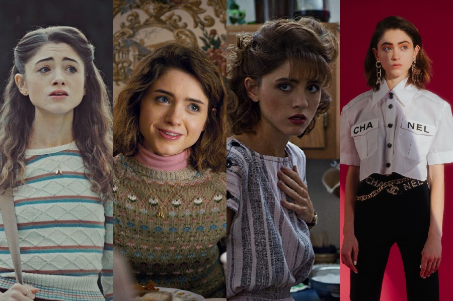 Nancy Wheeler – Natalia Dyer | Stranger Things Cast Then And Now | Her Beauty