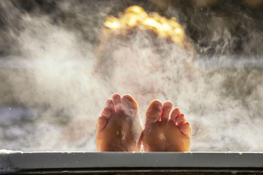 Use less hot water. | 7 AmazingTechniques for Keeping Your Legs Smooth| Her Beauty