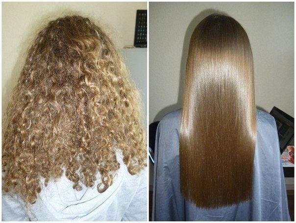 Как долго сохраняется результат? | Все о кератиновом выпрямлении волос | Her Beauty