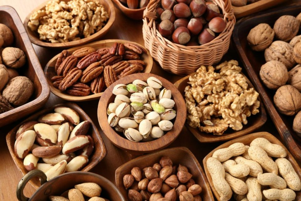 Nuts  | 12 Foods You're Storing Incorrectly | Her Beauty