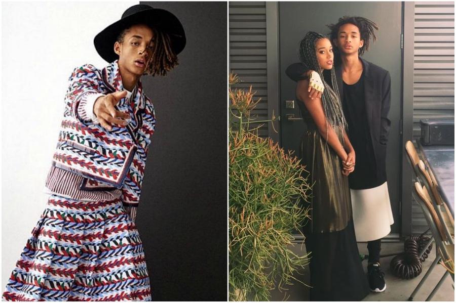 Jaden Smith #3 | Fashion Won't Be Genderless Until Men Wear Skirts | HerBeauty
