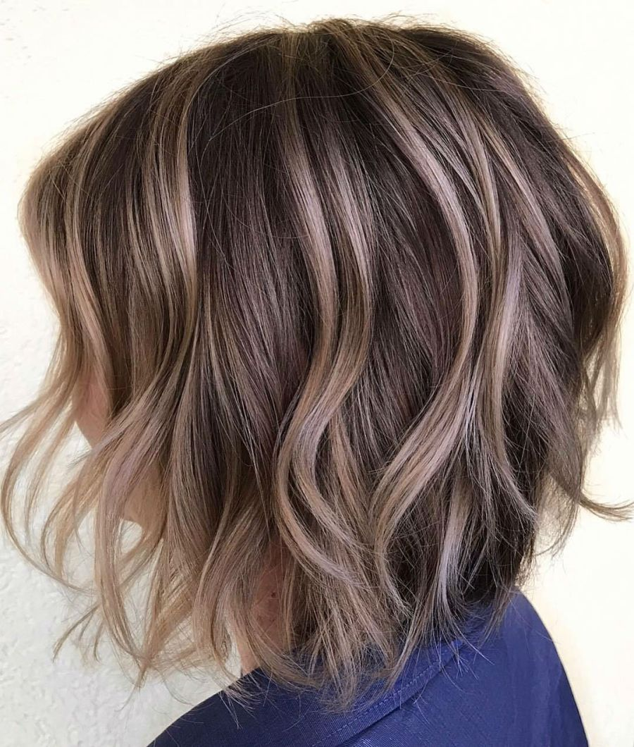 Layered bob   Short Hairstyles For Women Over 50   Her Beauty