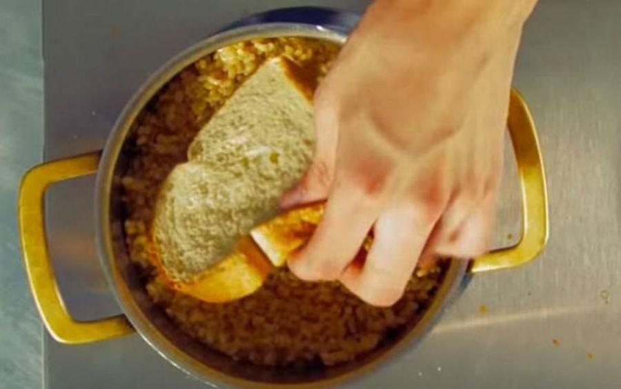 Спасти пригоревшую кашу   Бабушкины лайфхаки для кухни, которые актуальны и в наши дни   Her Beauty