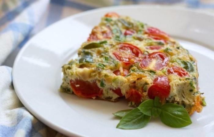 Фриттата  | 10 аппетитных блюд из яиц, которые вы приготовите за 10 минут | Brain Berries
