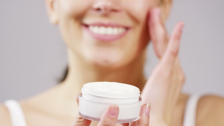 Try advanced moisturization at night. | 9 Simple Tips to Relieve Dry Skin Fast | Her Beauty