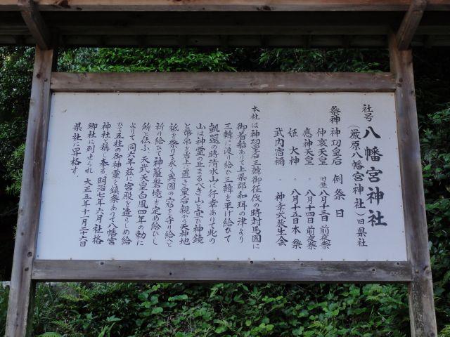 八幡宮神社の説明