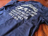 ダルチザン ジャガードワークシャツ